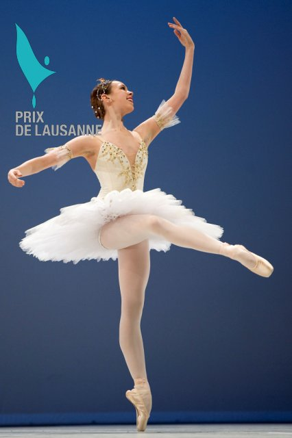 Prix de Lausanne, 38th edition